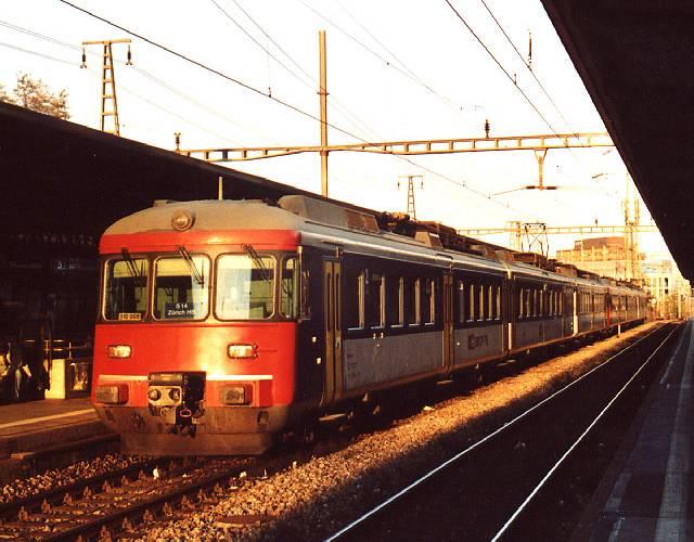 Mirage S-Bahn