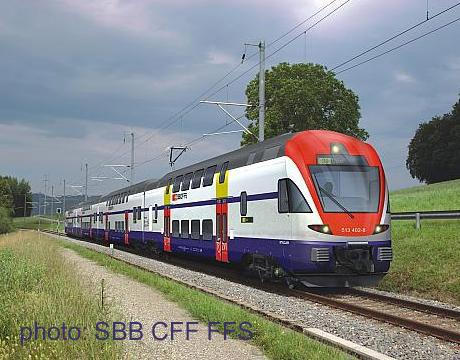 Stadler S-Bahn