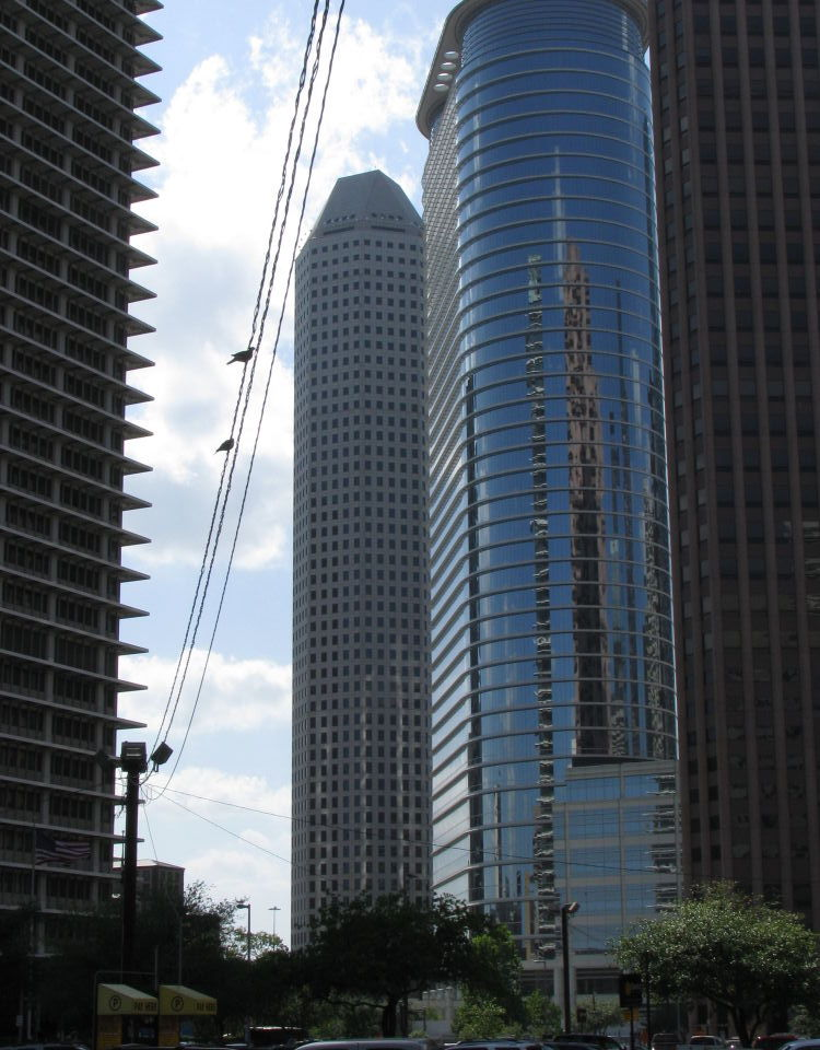 buildings in houston