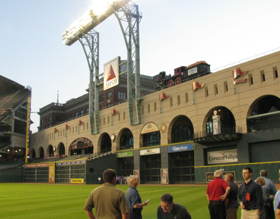 minute maid stadium