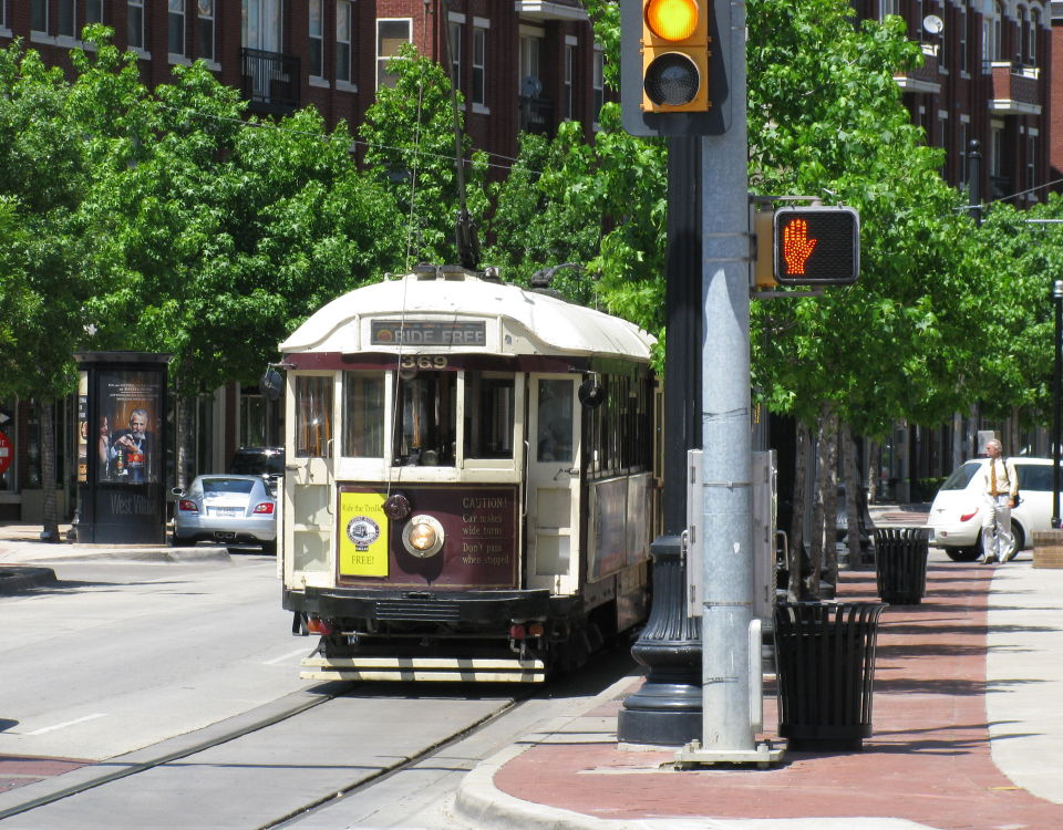 dallas mckinney avenue trolley