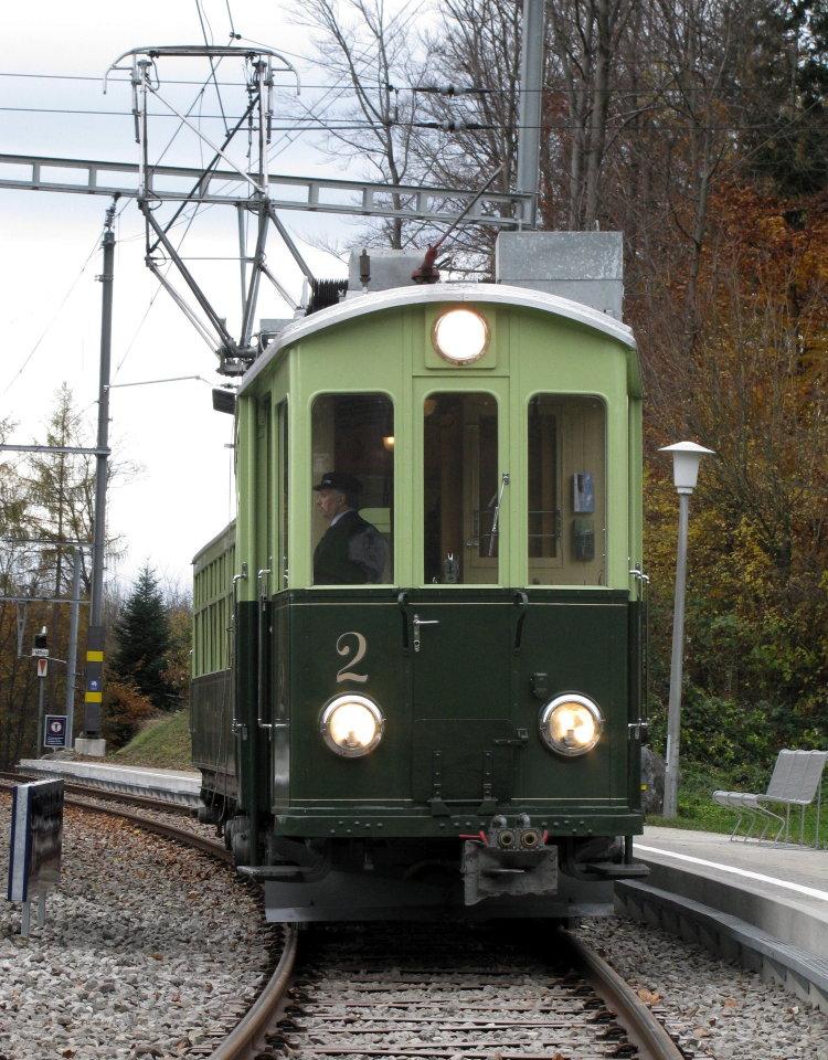 Uetliberg tram