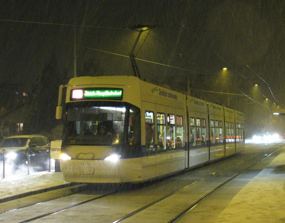 VBG Glattalbahn Cobra 3063