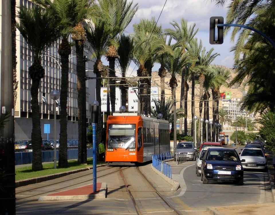 Alicante, Puerta del Mar tram