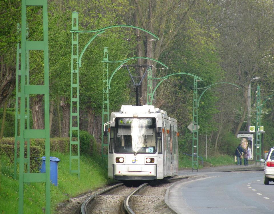 Jena Ost tram