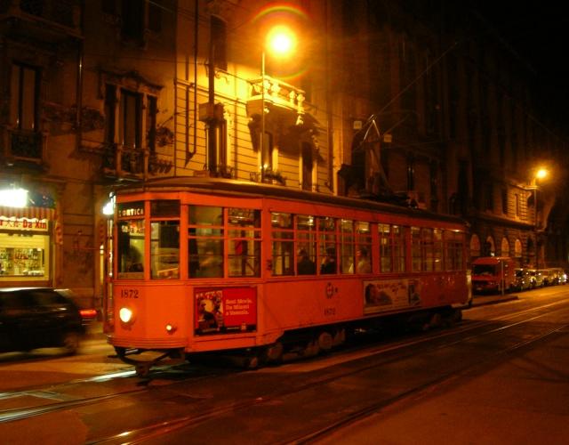 Milano Peter Witt tram
