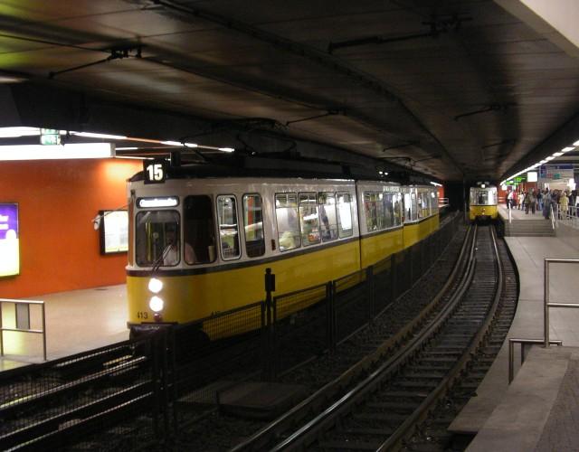 GT4 Hauptbahnhof