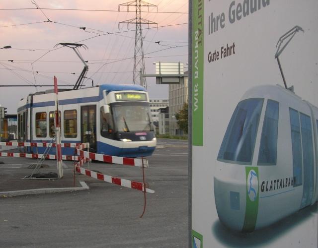glattal tram