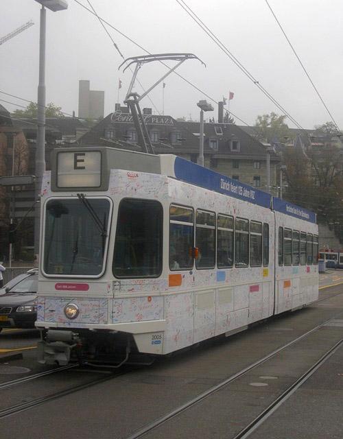 birthday tram