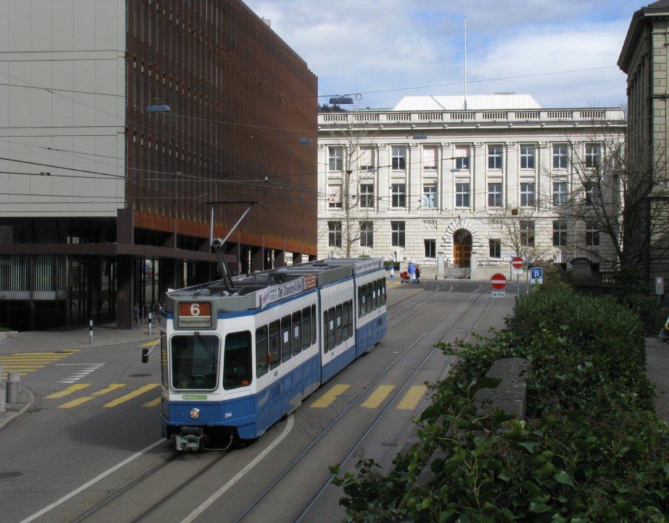 saenfte tram solo