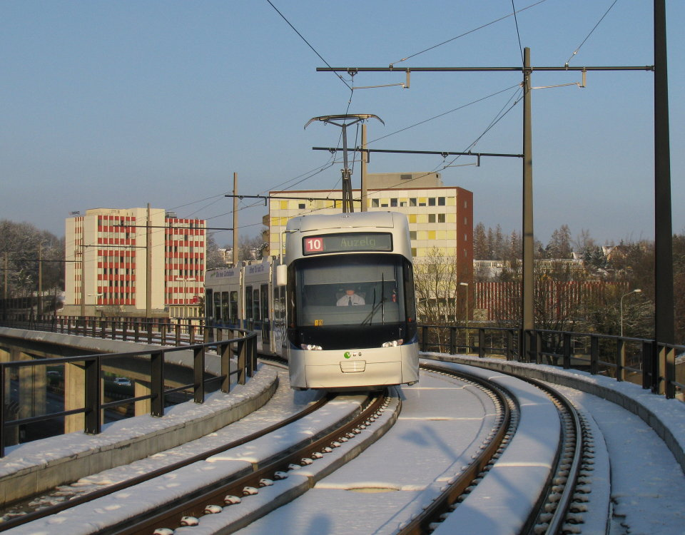 VBG Glattalbahn Bahnhof Balsberg