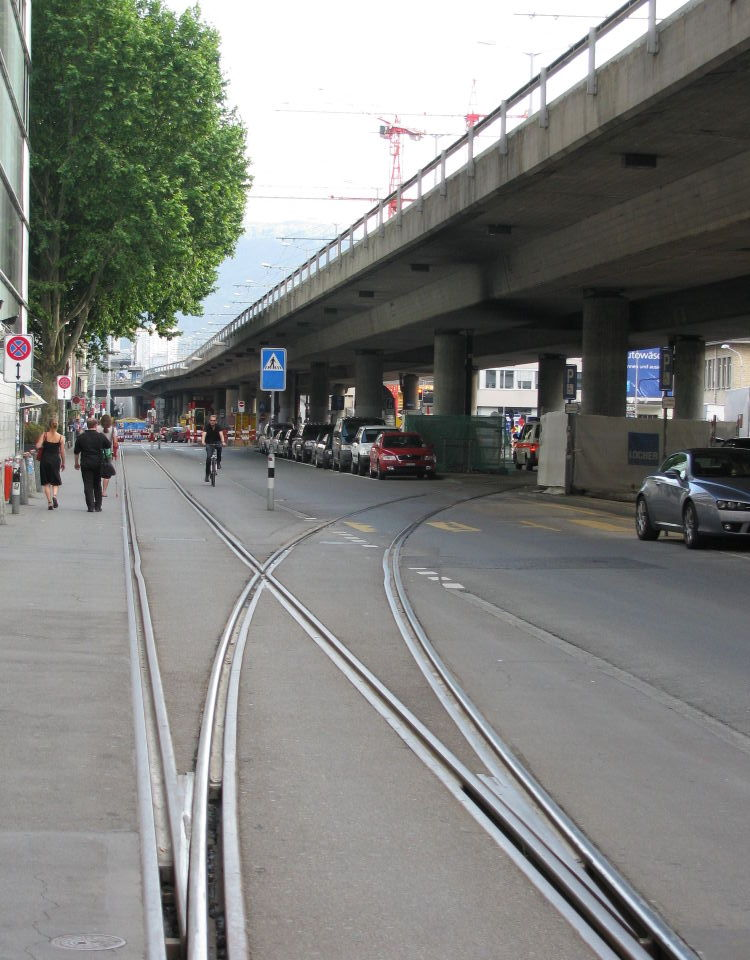 industrial sidings