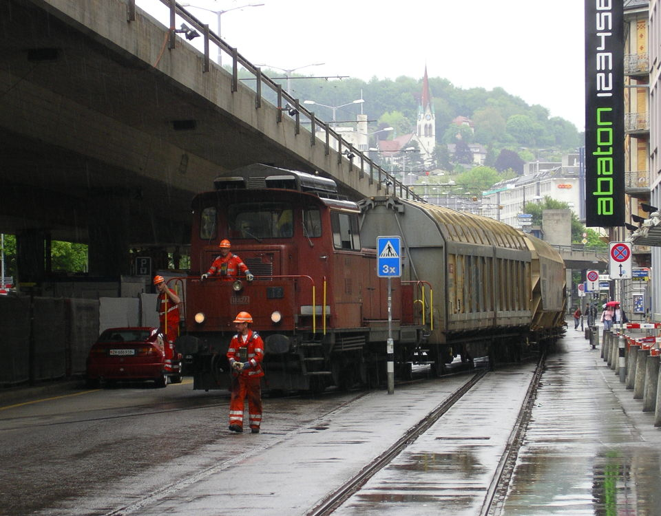 swissmill train
