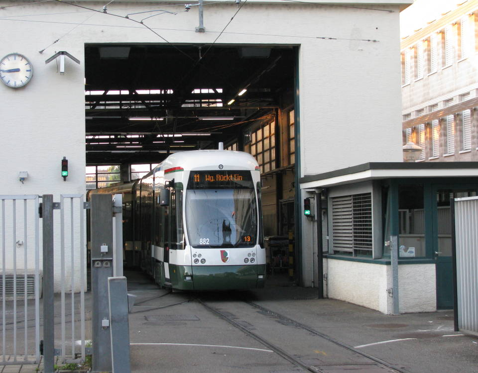 ausgburg flexity zurich oerlikon depot