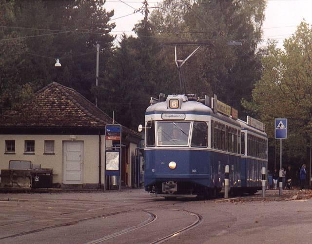 Karpfen tram